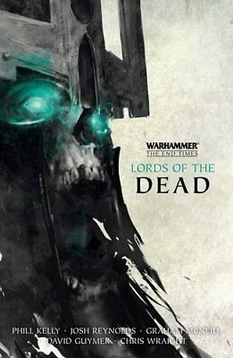 Lords of the Dead: The End Times Omnibus 1 by Wraight, Chris Book The Cheap Fast