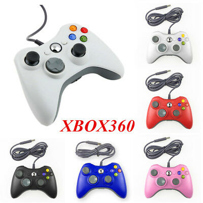 Generic Xbox 360 Wired Controller for Windows & Xbox 360 Console PC USB Wired RH
