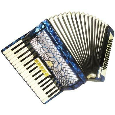 FIROTTI ELEGANCE, 80 Bass, Beautiful German Used Piano Accordion For Sale,  998