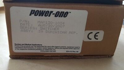 Power-One Map130-1024 Switching Power Supply (U10.5B4)