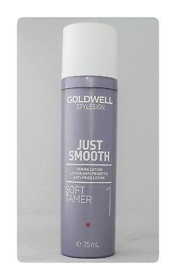 Goldwell StyleSign Just Smooth SOFT TAMER, 75 ml  Anti-Frizz Lotion