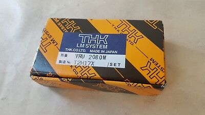 THK VRU 2080M Cross Slide Roller Table (U10.6B4)