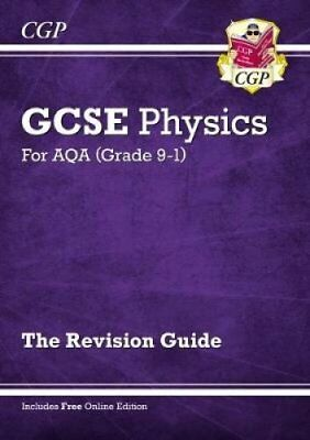New Grade 9-1 GCSE Physics: AQA Revision Guide with Online Edition 9781782945581