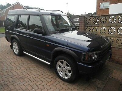 landrover discovery td5 es 2003