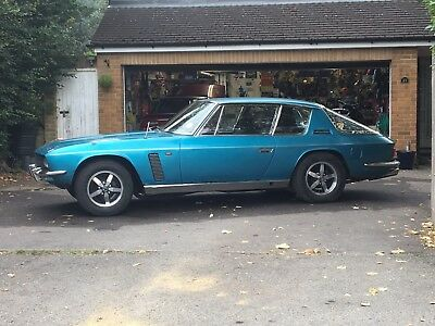 Jensen Interceptor MK11 - 1971 6.3 , low miles and owners