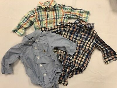 Lot Of Infant/baby Boy Clothes - Gap