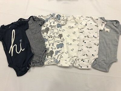 Lot Of Infant/baby Boy Clothes - Carters
