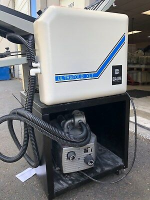 Baum 714 Ultrafold XLT fast folder vacuum fed air feed