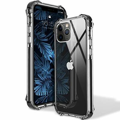 iPhone 11 Pro Max XS XR Case Ultra Crystal Clear Soft Gel Tough COVER For Apple