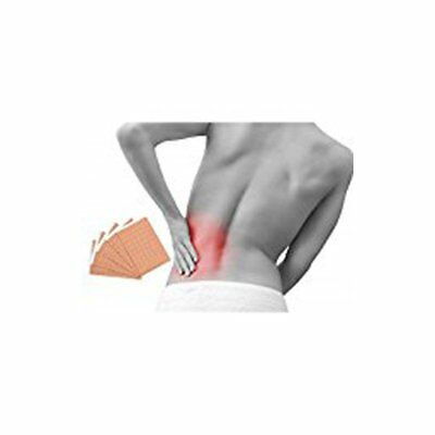 5 PatchS Chauffant Rhumatismes, arthrite, lumbago, douleurs musculaires