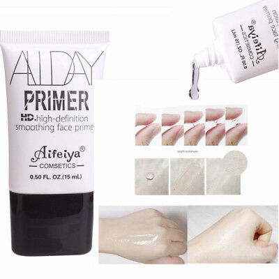 Makeup Base Face Primer Foundation Cream Invisible Pore Moisturizing Oil Control