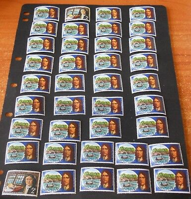 38 Christmas Island Mint Stamps