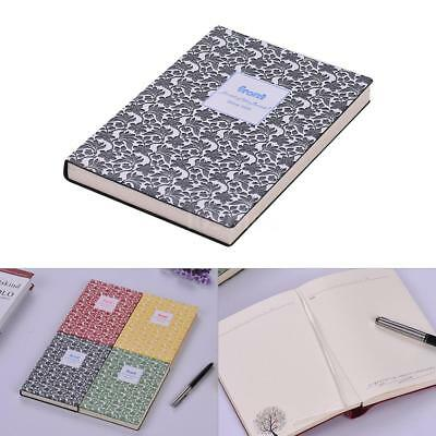 Portable Notebook Diary Memo Writing Notepad Journal Planner Note Pad PU Leather