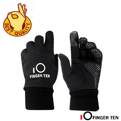 Cold Weather Gloves Kids Youth Boys Girls Value In Pair Fleece Thermal Outdoor