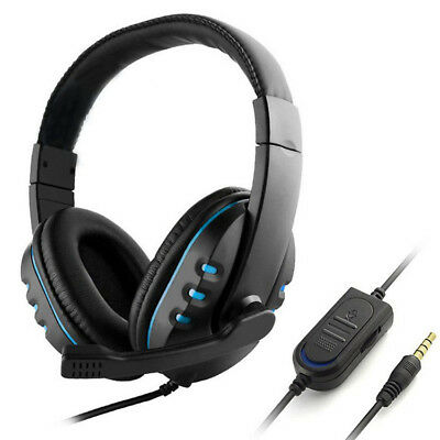 Turtle Beach Recon Gaming Chat Sony PS4 & PS4 Pro Headset with Mic Black & Blue