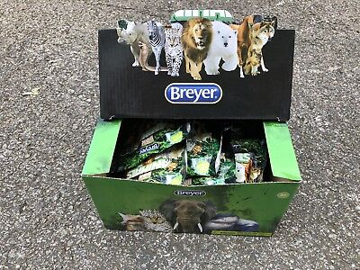 Lot 15 Breyer Pocket Box Wild Animals Blind Bag Unopened #1584 Surprise New NIP