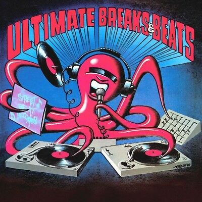Various - Ultimate Breaks & Beats Vinyl 2LP b0121792cc