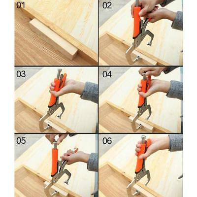 Multifunction Steel Type Clip Screw Clamp Locking Woodworking Clamps Face Clamp