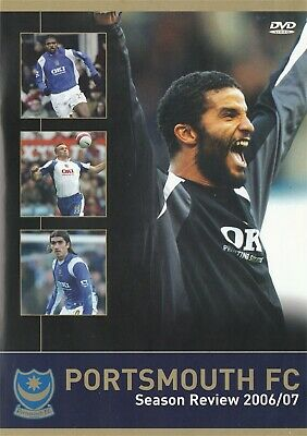 Portsmouth FC Football Club Pompey Season Review 2006 - 2007 NEW All Regions DVD