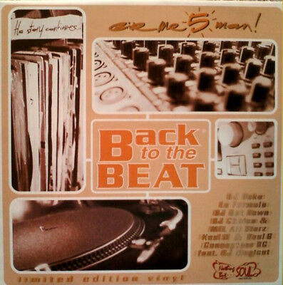 Various - Back To The Beat Volume 5 Vinyl LP NEU 0153299