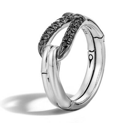 Fashion 925 Silver Filled Jewelry Party Punk Ring for Men & Women Ring Size 6-10