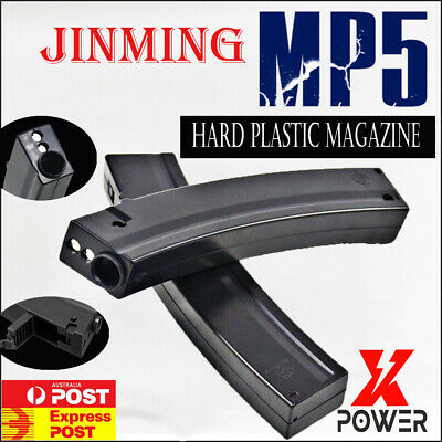 Magazine Clip for JinMing MP5 Gel Ball Blaster Electric Mag Gun Toy Modified OZ
