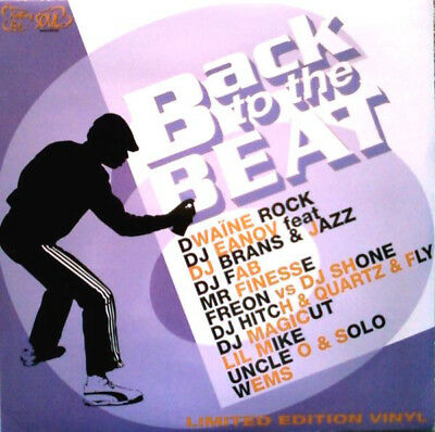 Various - Back To The Beat Volume 6 Vinyl LP NEU 0153300