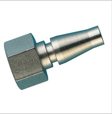 Series 17Ka Plug Bsp Female Pneumatic Quick Release Fittings
