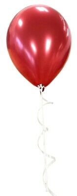 Halloween IT Killer Clown Red Latex Balloon Holder Fancy Dress Pennywise Outfit