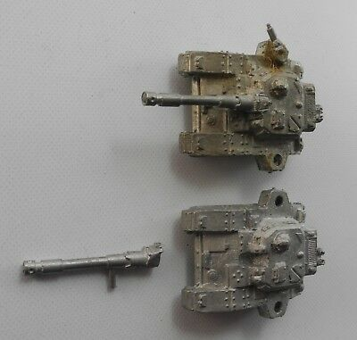 2 Epic 40K Incomplete SHADOWSWORD TANKS Metal Imperial Army Shadowswords '90s 64