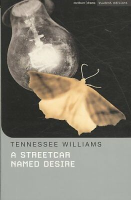 """A """"Streetcar Named Desire"""" by Tennessee Williams 9781408106044 (Paperback, 2009)"""