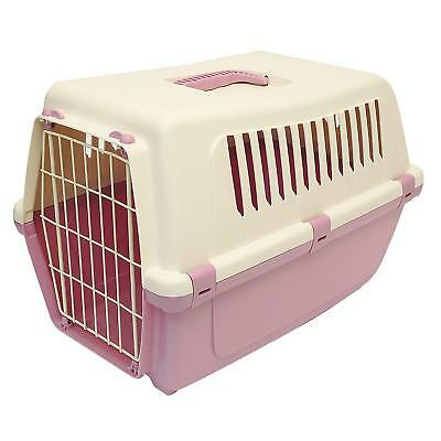 Rosewood Vision Classic 50 Pet Carrier, Cotton Candy 47 x 32 x 33cm