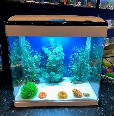 Betta Lifespace H3 Aquarium | 19 Litres | Includes Touch LED Lighting & Filter