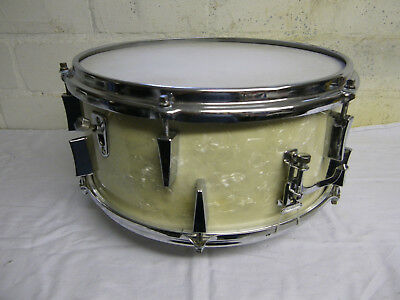 Vintage Snare 14 x 6,5 Perlmutt-Oyster
