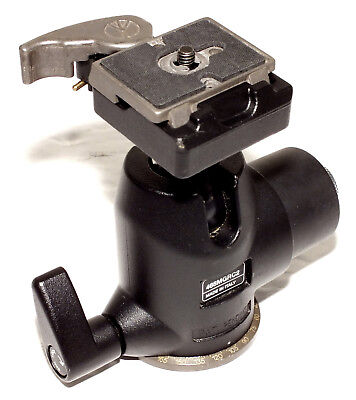 Manfrotto 468MGRC2 Hydrostatic Ball Head with RC2 Quick Release - NEAR MINT !!!!