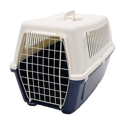 Rosewood Vision Classic 60 Pet Carrier, Night Blue 38 x 58 x 41 cm