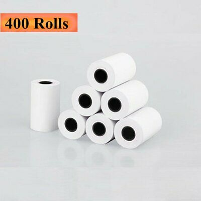 "400 Roll 2 1/4"" x 50' Thermal Receipt Credit Card Cash POS Paper Ingenico iCT220"