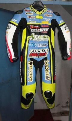 Motorcycle Motorbike Racing Leather Suit XS TO 4XL ALL SIZES