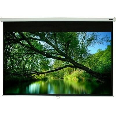 """EluneVision Triton Manual Projection Screen - 106"""""""