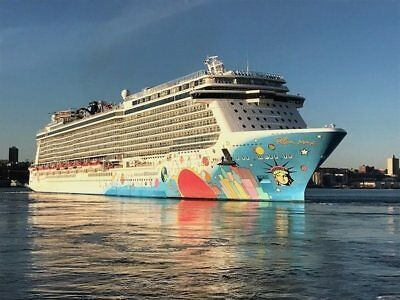 Norwegian Cruise Line NCL $250 Deposit (Cruise Next) EXPIRES 9/3/2019