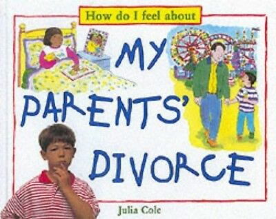 My Parents' Divorce (How Do I Feel About) by Cole, J Paperback Book The Cheap