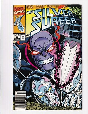 Silver Surfer #59 (Marvel 1991)