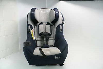 Maxi-Cosi Pria 85 Brilliant Navy 2-in-1 Convertible Car Seat fits 22-85 pounds