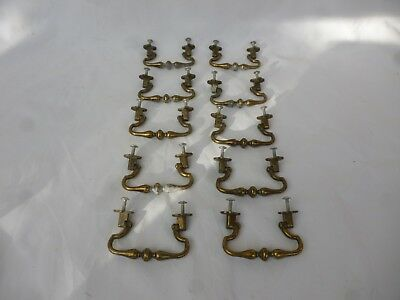 Brass drawer handles