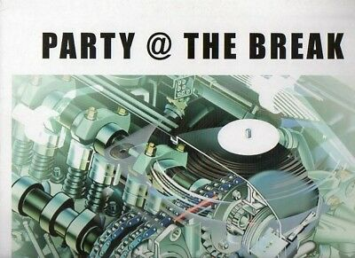 "DJ LBR - Party @ The Break Vinyl 12"" a0712786cc"