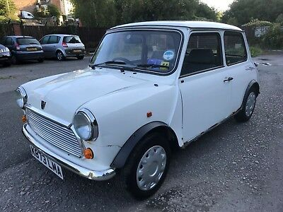 Rover Mini Sprite,1275cc with only 18,000miles from new with one owner,RARE FIND