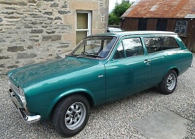 Early 1969 Ford Escort mk1 Estate - Manual Mark one. Rare classic, low mileage