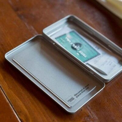 25 AMERICAN EXPRESS SILVER METAL TIP TRAYS CHECK PRESENTERS $1.25 ea