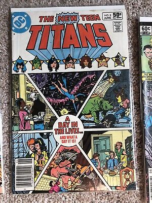 Teen Titans Comic Book