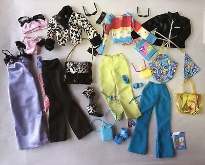 GENUINE MATTEL BARBIE DOLL FASHIONS & ACCESSORIES FASHION AVENUE Day To Night